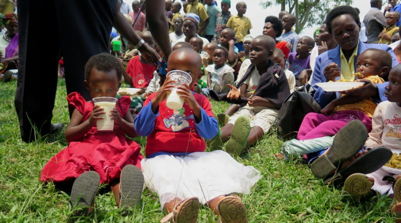 Taming stunting plight among children: government partners with World Bank for a $55 million project