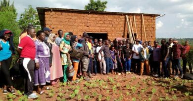 [PHOTOS&VIDEO]:UR/CST Students give new lease of 'life' to a physically impaired family