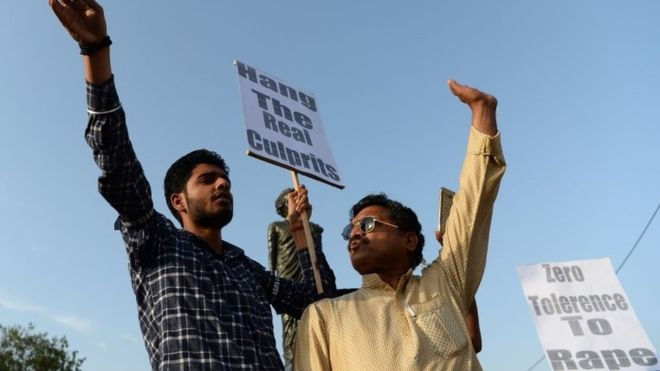 India introduces death penalty for child rapists