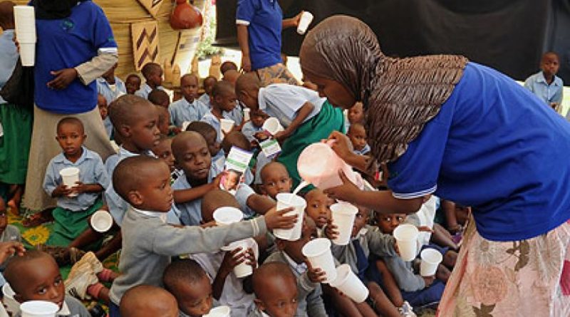 Why the fight against children stunting should be at the grass root level
