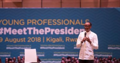 Kagame tasks officials on availing sunscreen products to albinos
