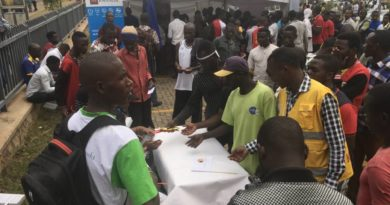AHF-Rwanda offered 46,000 free condoms during Tour Du Rwanda Cycling Competition, 320,000 at EXPO