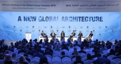Annual Meeting of the Global Future Councils 2018 Closes With Call to Shape a New Global Architecture