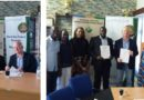 RYAF partners with Hinga Weze project to strengthen youth capacity in Agribusiness