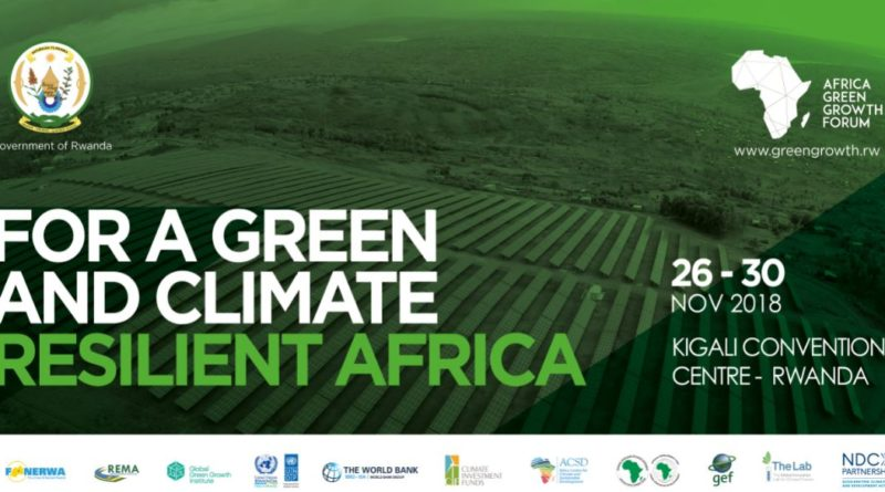 Over 1,000 delegates expected in Rwanda for inaugural Africa Green Growth Forum
