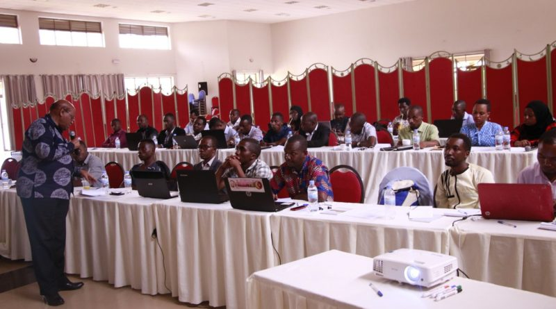 Local journalists urged to positively use Kinyarwanda language, reflect the culture
