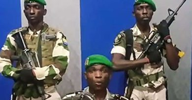 Gabon Rebel Chief Arrested, Two Killed After Failed Coup d'Etat – President's Office