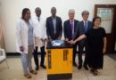 Rwanda: Oxygene machine launched to sustain health