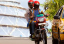 Cashless transactions: From July 2019, you will not use cash to pay motorcycle transport fees
