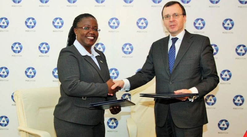 Russian state-owned nuclear body to help build Rwanda's atomic energy centre