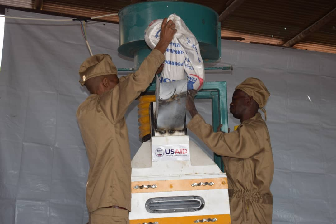 Ngoma: USAID Boosts Capacity Of A Local Food Factory To
