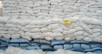 $38 million factory to blend 100,000 tonnes of fertiliser annually to be operational this year