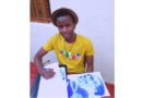 Meet Mugisha, a talented and skilled artist drawing stunning pictures with pen