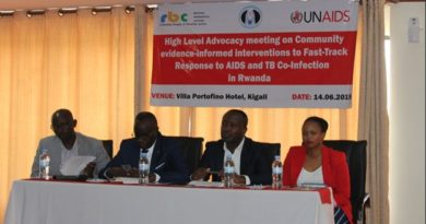 Rwanda: Health activists, Govt commit to reduce HIV and TB co-infection