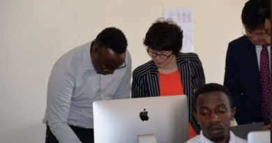 Rwanda to produce high quality movies thanks to new ICT innovation centre launched in Kigali