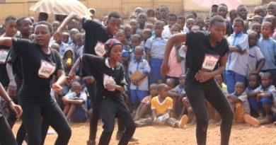 Nyarugenge: Youth display formidable entertaining talents as anti-drug abuse campaign kicks off