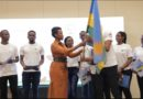 The 2019 Rwanda Seeds for the Future officially flagged off to go to China for Technological Training
