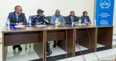 Joint operations seized illegal goods worth Rwf80 million