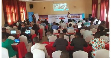 Rwandan journalists trained on Ebola to strengthen its prevention measures